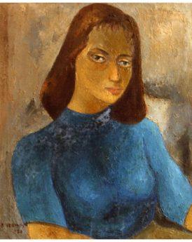 1957 - Portrait