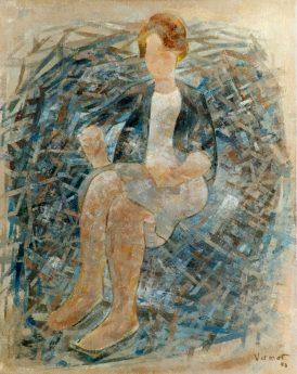 1963 - Le gilet bleu