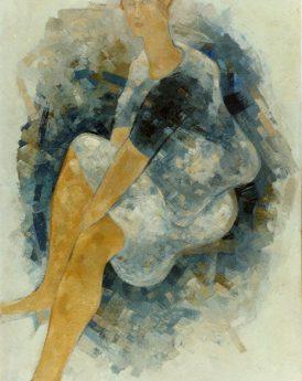 1963 - N. bleue