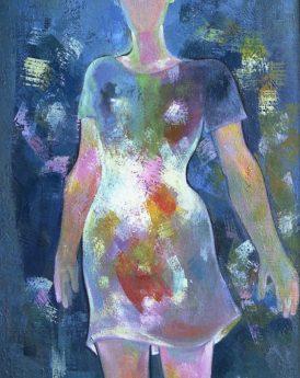 1968 - Emmanuelle bleu-rose