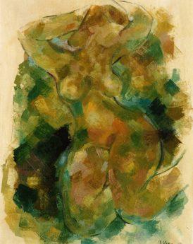 1968 - Nu vert