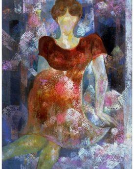 1974 - Claudette rose