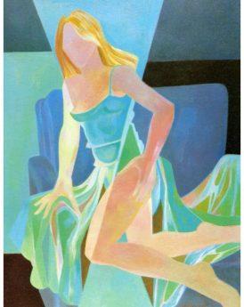 1985 - Blond bleu