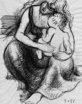 Maternité 1955